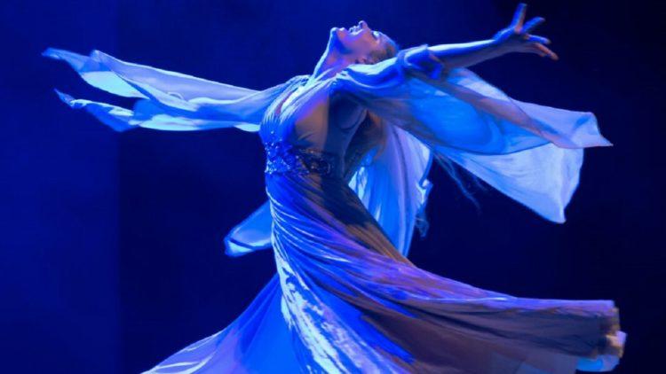 11/11: laboratorio di danza shamanica