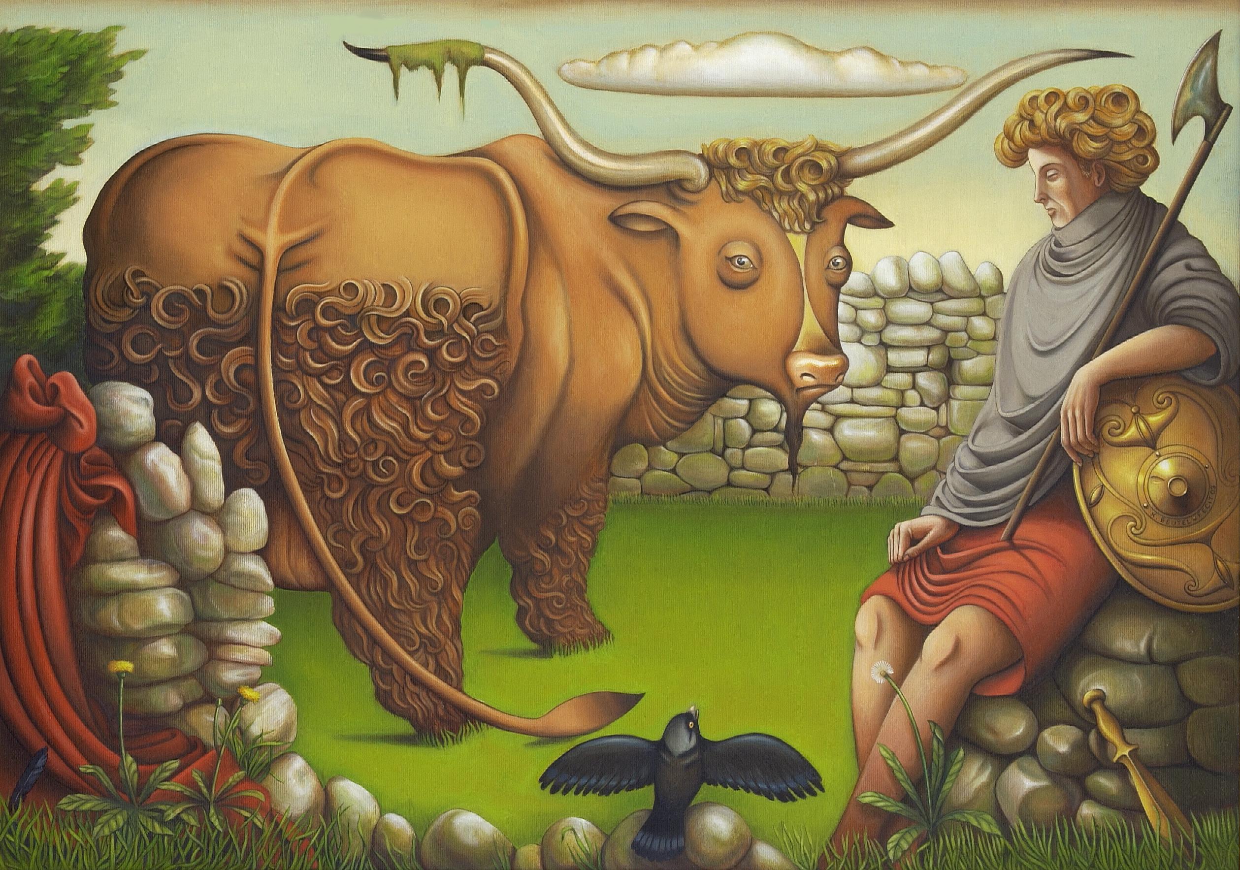 Conferenza: Viaggio virtuale in Irlanda alla ricerca di eroi antichi e moderni