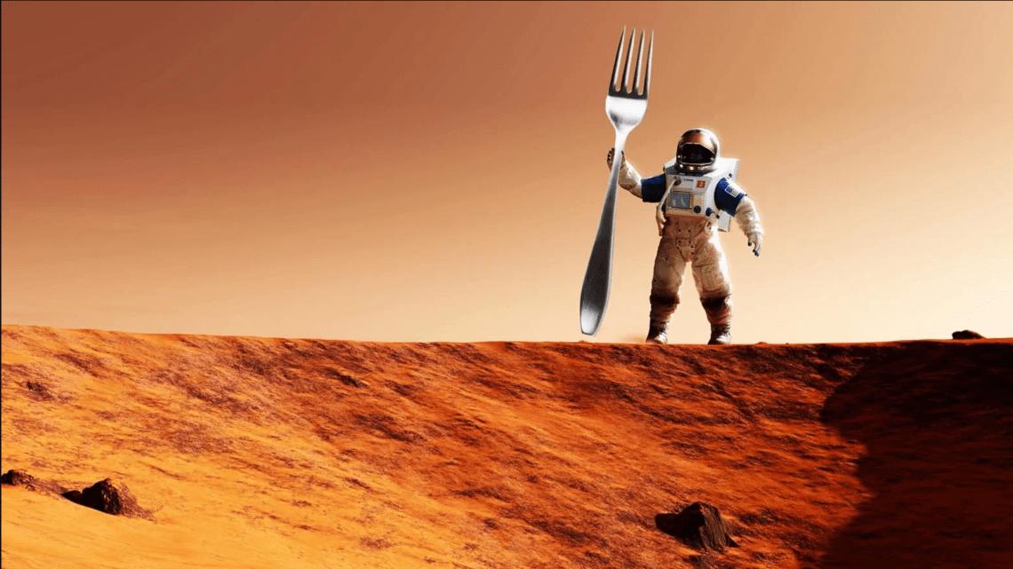 31 gen 2020 – Il cibo nello spazio: dalla conquista della luna alla conquista di Marte