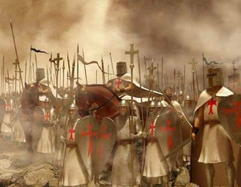 Ti sei perso i Templari?