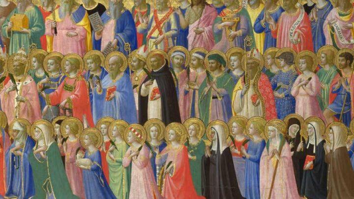 Video: santi pagani, o pagani santi?