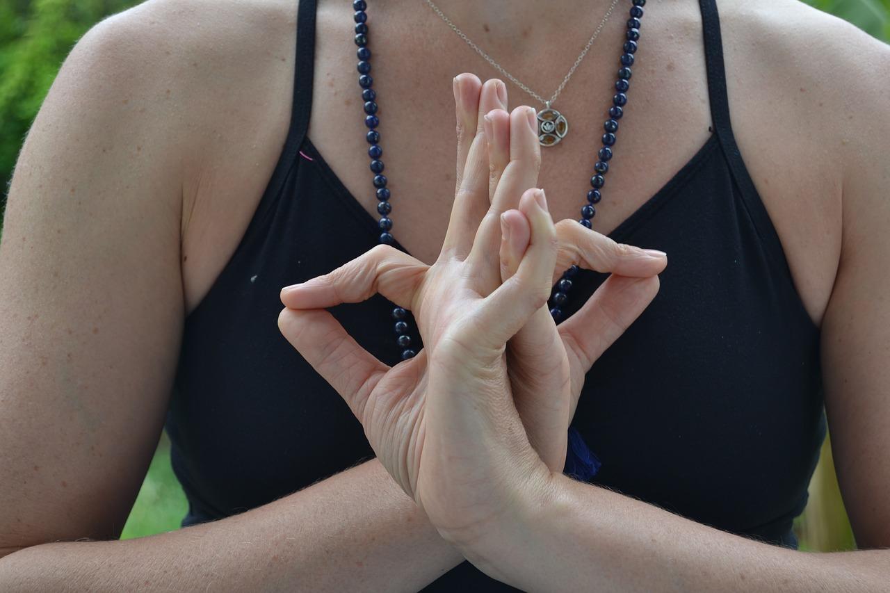 Mudra: meditazione, energia e salute