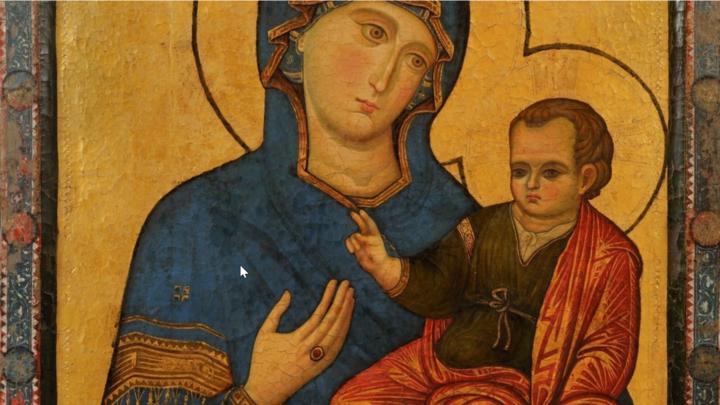 Video: Maria di Nazareth, culto antico o dea moderna?